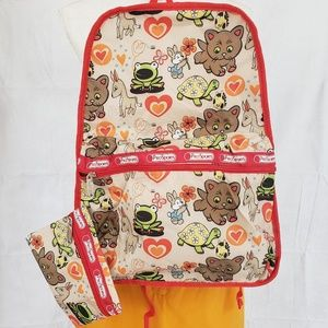 ProSports Cartoon Backpack Woodland Creatures